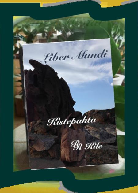 Norsk Fantasy, Science Fiction, Spenningsbøker, Fremtidskrim. Kistepakta, 1. bok i serien. Serien Liber Mundi