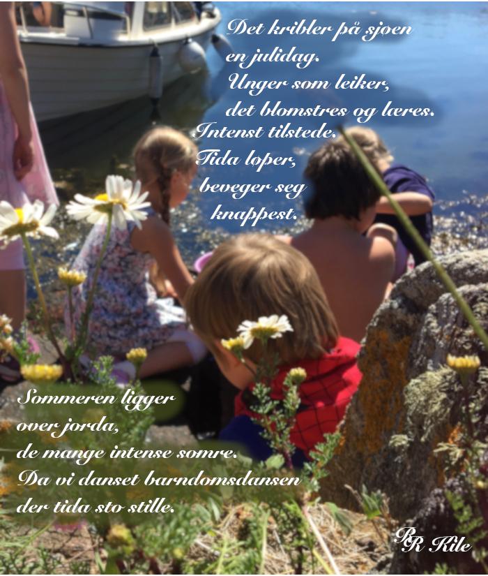 Tidslinja, kjedsomhet, intens tilstedeværelse, flyt, flow, læringsglede, lærer, læring, pedagogikk, forfatter R.R. Kile.