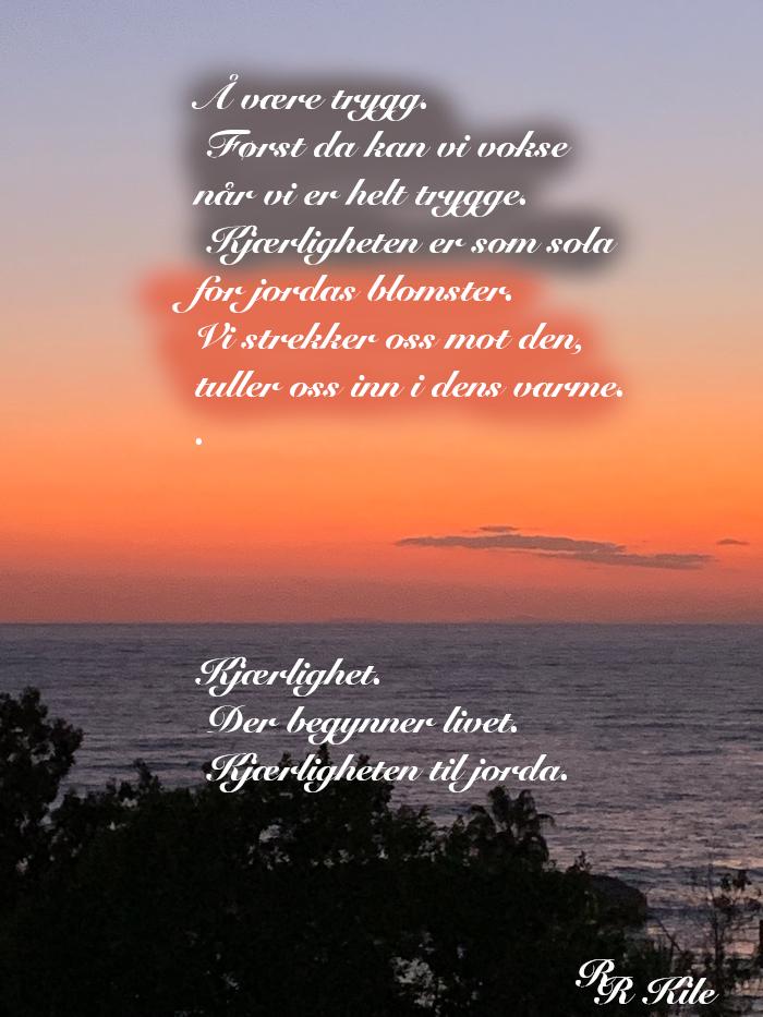 Vers, ordlek, lyrikk, poesi. Små dikt i lek med livet, danser med stjerner. Forfatter R.R. Kile