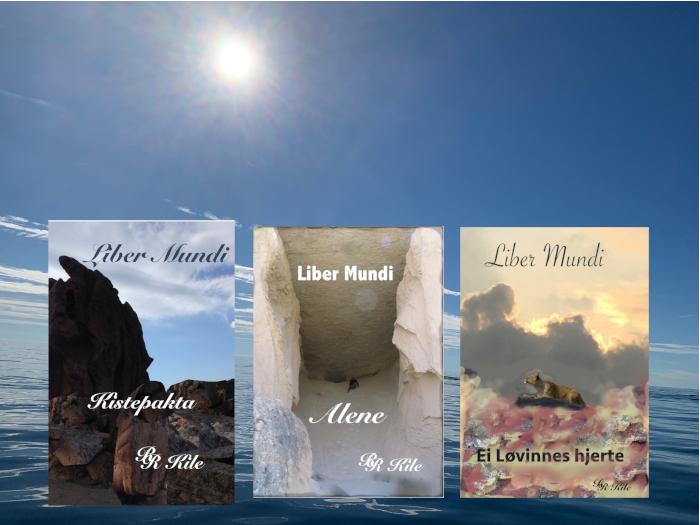 Fantasy, Serien Liber Mundi, Kistepakta, Alene, Ei løvinnes hjerte