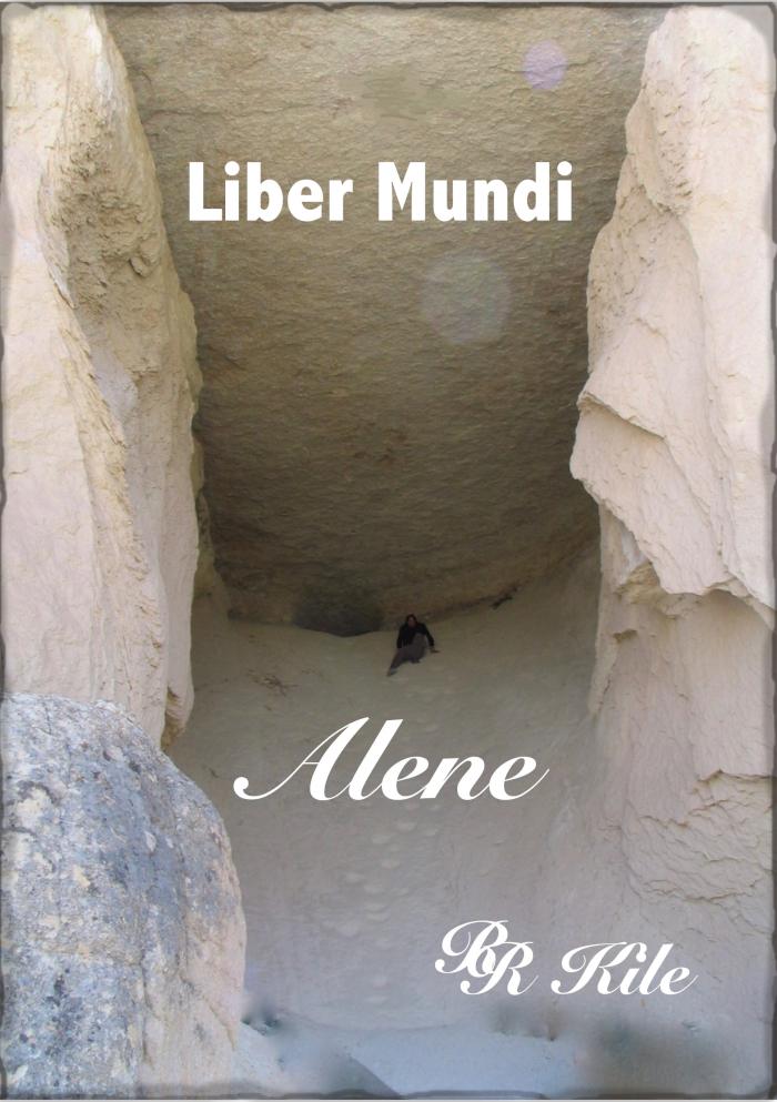 Fantasy-Spenning, Serien Liber Mundi. Norsk Fantasy Forfatter R.R. Kile, Science Fiction, Spenningsbøker, Fremtidskrim, Alene.