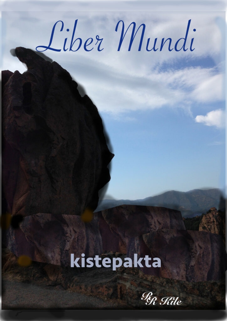 Litteratur-Fantasy, Serien Liber Mundi, Kistepakta, Vi sank i hav, Kapittel 2, Science Fiction, Spenningsbøker, Fremtidskrim, Forfatter R.R. Kile
